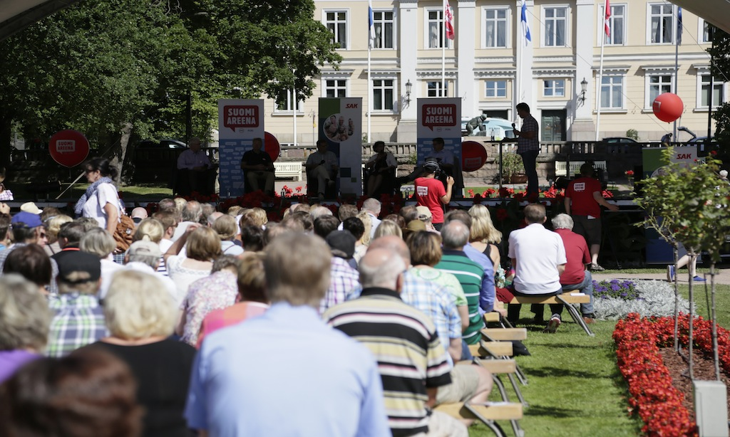 Copyright SuomiAreena